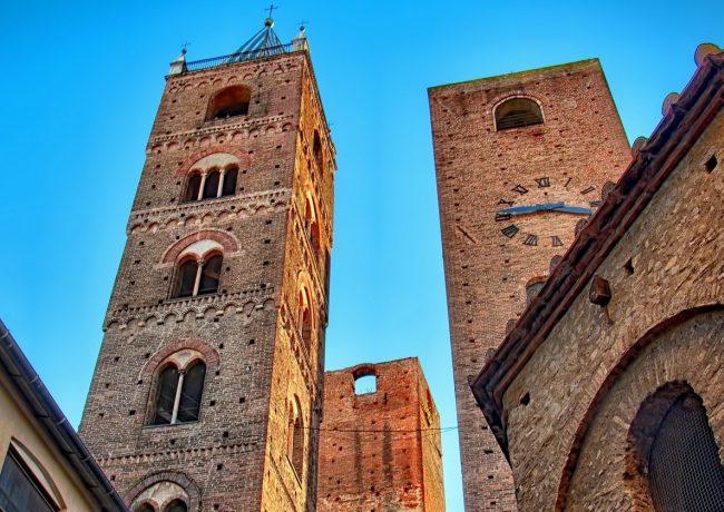 Visite du centre historique médiéval d'Albenga