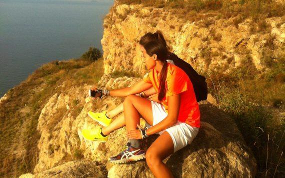 Trekking avec vue sur la mer en Ligurie