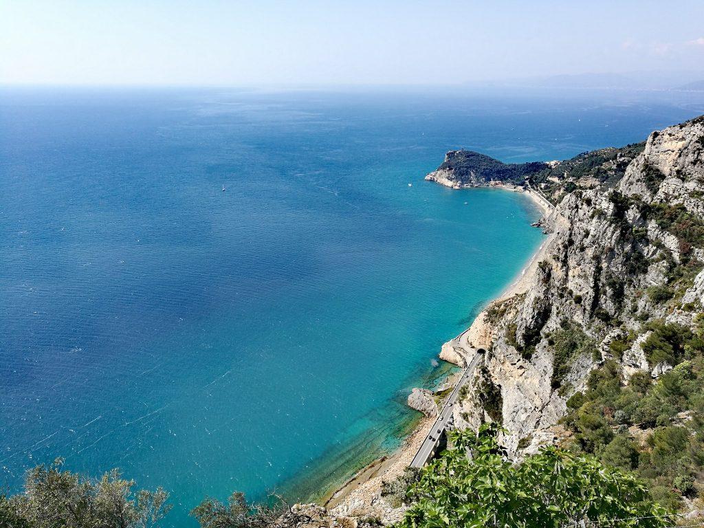 punta crena - trekking Varigotti-Noli