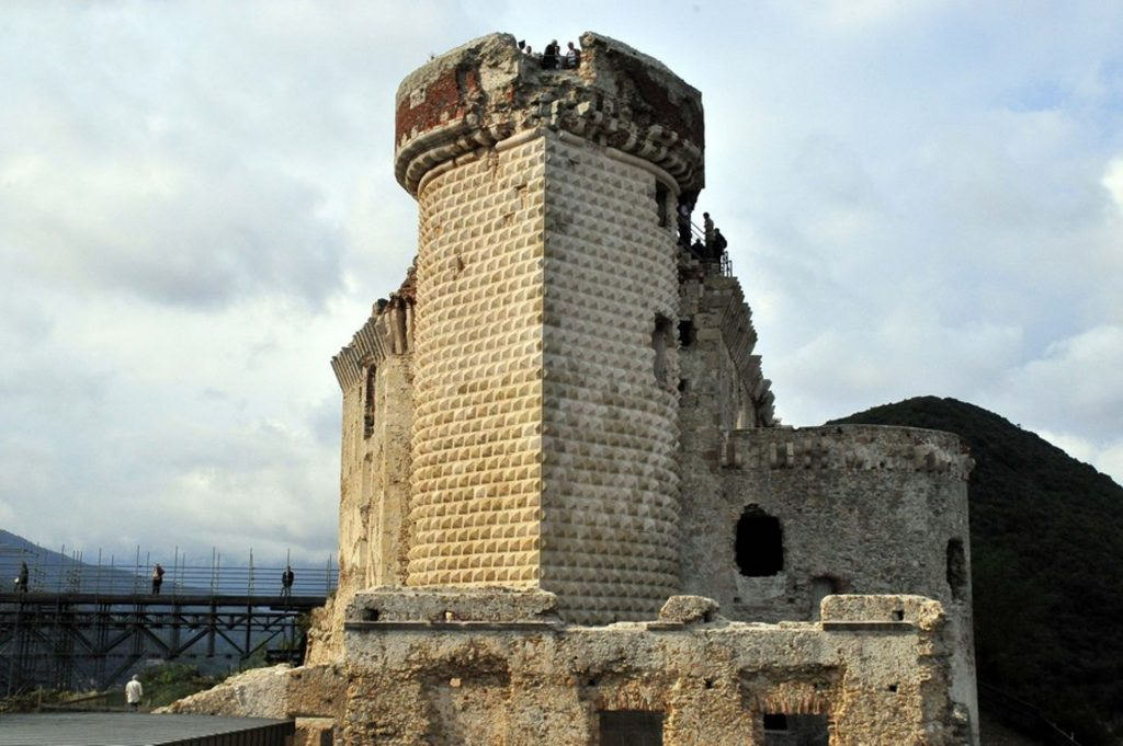 image of Castel ovone in Finale Ligurie