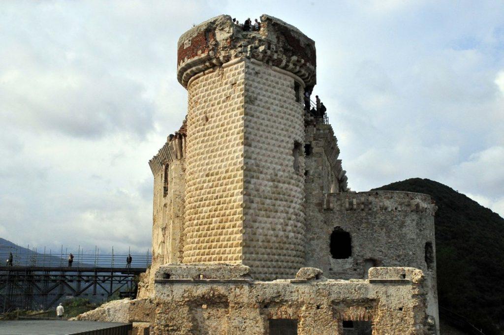 image of Castel ovone in Finale Ligurie