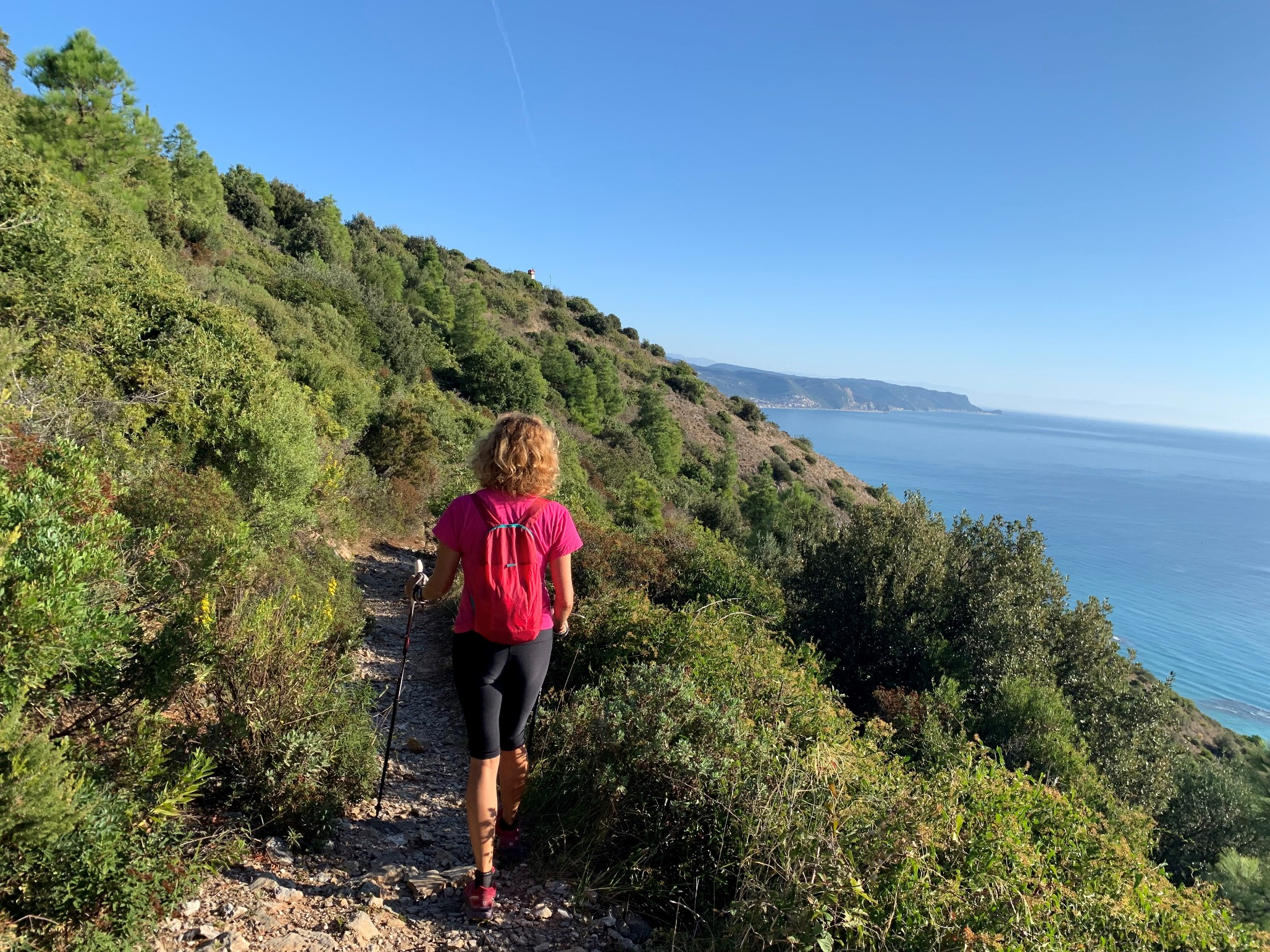 Live Liguria on the paths. Residence Oliveto: a world for trekkers