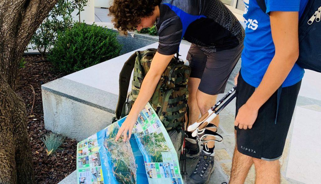 Trekking-maps-Ligurien