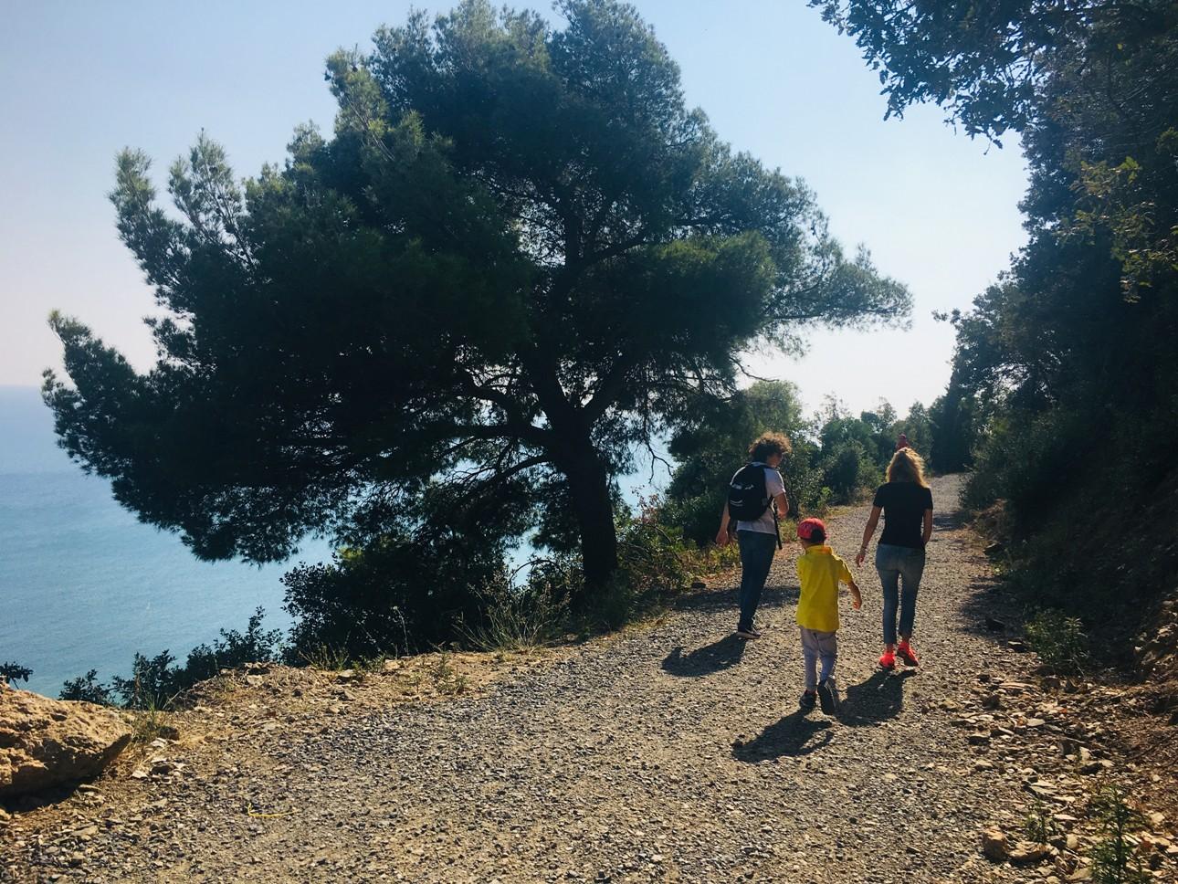 Die Via Iulia Augusta: eine Wanderung in der Geschichte
